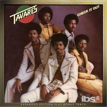 Check it Out - CD Audio di Tavares