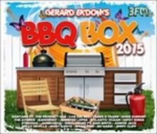 Gerard Ekdom's Bbq Box 2015 - CD Audio