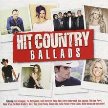 Hit Country Ballads - CD Audio