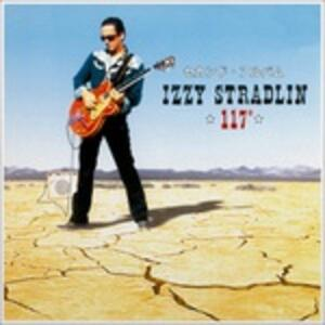 117 Degrees - Vinile LP di Izzy Stradlin
