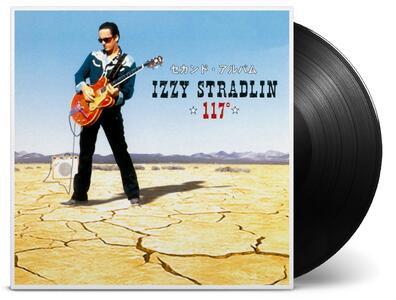 117 Degrees - Vinile LP di Izzy Stradlin - 2