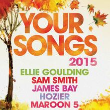 Your Songs 2015 - CD Audio