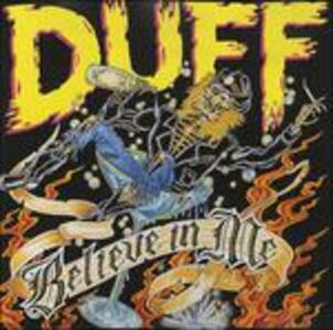 Believe in Me - Vinile LP di Duff McKagan