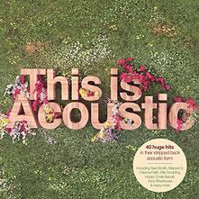 This Is Acoustic - CD Audio