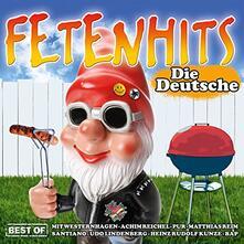 Fetenhits.die Deutsche - CD Audio