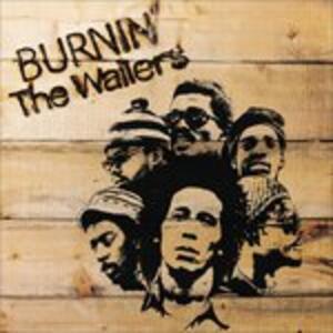 Burnin' - Vinile LP di Bob Marley,Wailers