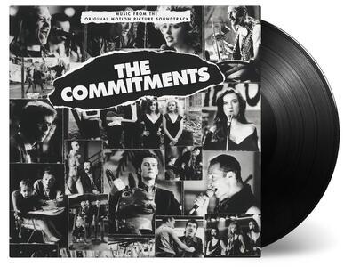 The Commitments (Colonna Sonora) - Vinile LP - 2