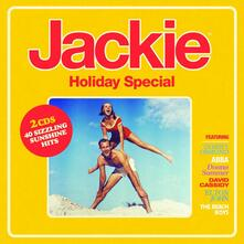 Jackie Holiday Special - CD Audio