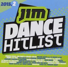 Jim Dance Hitlist 2015.2 - CD Audio
