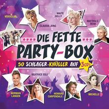 Die Fette Party Box - CD Audio