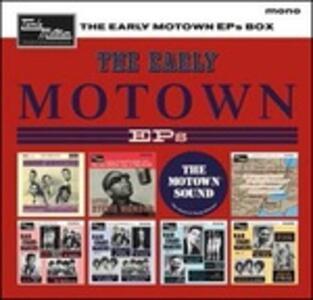 The Early Motown EPs (Box Set) - Vinile LP