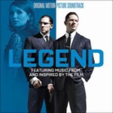 Legend (Colonna Sonora) - CD Audio