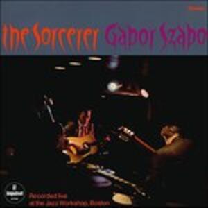 The Sorcerer - Vinile LP di Gabor Szabo
