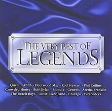 Very Best of Legends - CD Audio