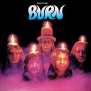 Burn - Vinile LP di Deep Purple