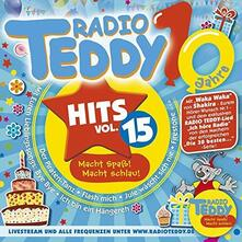 Radio Teddy Hits 15 - CD Audio