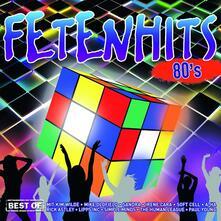 Fetenhits 80s. Best of - CD Audio