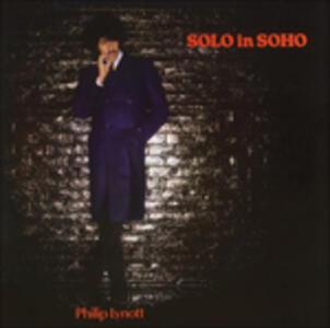 Solo in Soho - Vinile LP di Phil Lynott