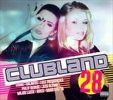 Clubland 28 - CD Audio