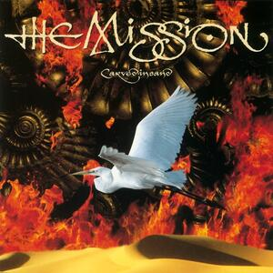 Carved in Sand - Vinile LP di Mission