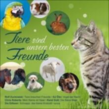 Tiere Sind Unsere Besten - CD Audio