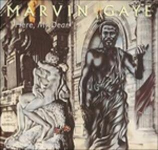 Here, My Dear - Vinile LP di Marvin Gaye