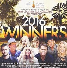 Cmaa Winners 2016 - CD Audio