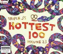 Triple J Hottest 100 V. 23 - CD Audio