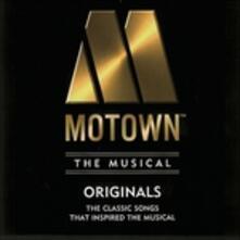 Motown The Musical Originals - CD Audio