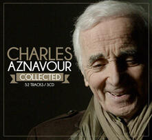 Collected - CD Audio di Charles Aznavour