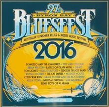 Bluesfest 2016 - CD Audio