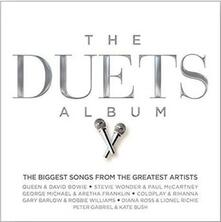 The Duets Album. The Biggest Songs from the Greatest Artists - CD Audio