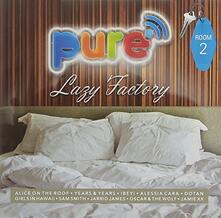 Lazy Factory Room 2 - CD Audio