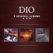 3 Original Albums - CD Audio di Dio