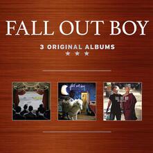 3 Original Albums - CD Audio di Fall Out Boy