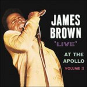 Live at the Apollo vol.2 - Vinile LP di James Brown