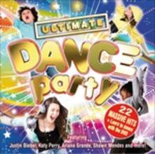 Ultimate Dance Party - CD Audio