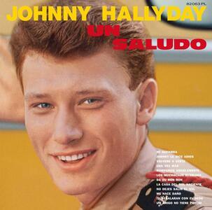 Un Saludo - Vinile LP di Johnny Hallyday