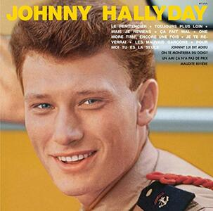 N. 7 - Vinile LP di Johnny Hallyday