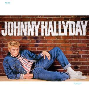 Ma Vie a T'aimer - Vinile LP di Johnny Hallyday