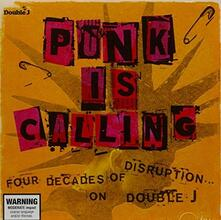 Punk Is Calling - CD Audio