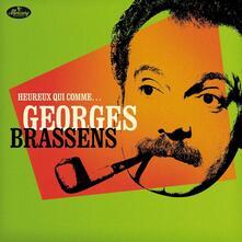 Heureux Qui Comme - CD Audio di Georges Brassens