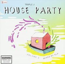 Triple J House Party vol.5 - CD Audio