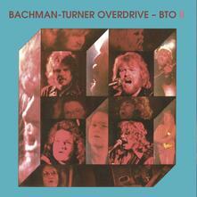 II - CD Audio di Bachman Turner Overdrive
