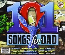 101 Songs for Dad - CD Audio