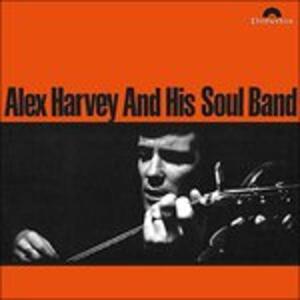 Alex Harvey and His Soul Band - Vinile LP di Alex Harvey