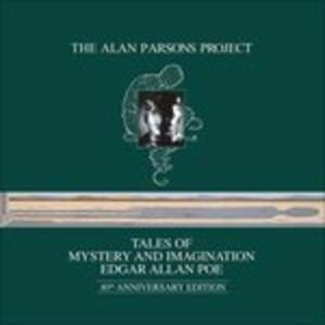 Tales of Mystery - Vinile LP + CD Audio + Blu-ray Audio di Alan Parsons Project