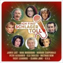 Ich Find' Schlager Toll - CD Audio