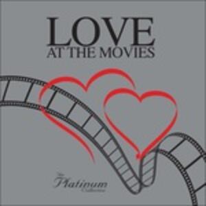 CD Love at the Movies. The Platinum Cinema Love Theme (Box Set)