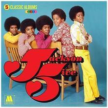 5 Classic Albums - CD Audio di Jackson 5